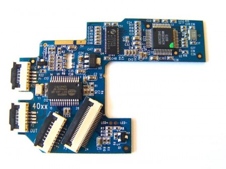 3k3y Superslim daughter board