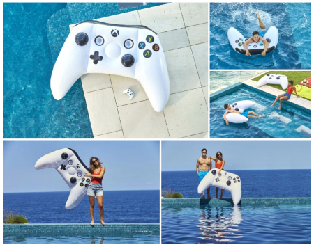 Inflatable-xbox-one-controller