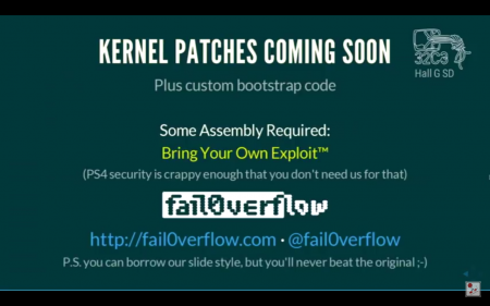 Kernel Patches Coming Soon