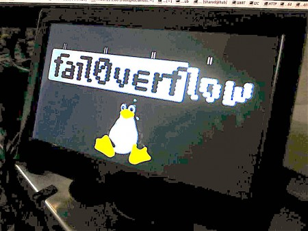 Linux on ps4