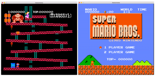 NES emulator written in Go