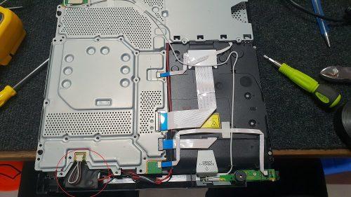 PS4 Internal Webserver Project for ESP8266 D1 Mini(SLIM)