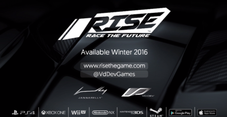 RISE- Race The Future