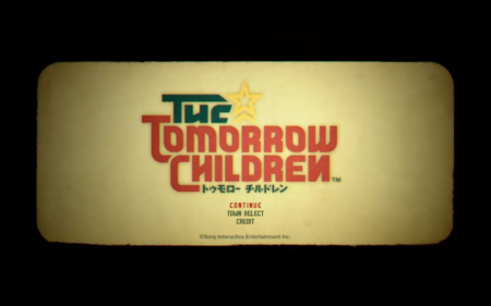 The Tomorrow Children Title