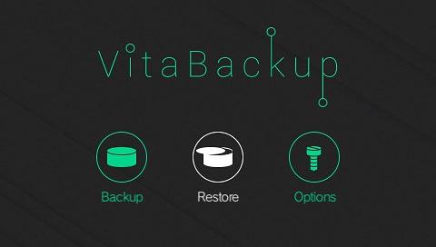 VitaBackup