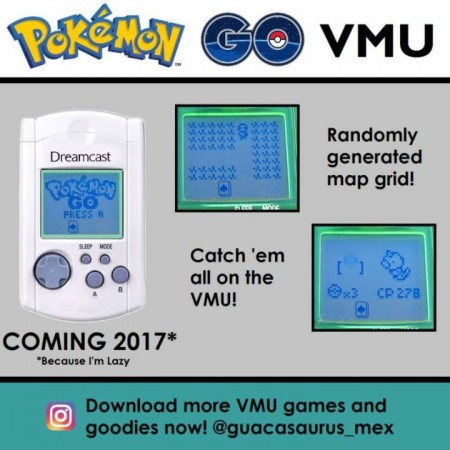 pokemon go vmu