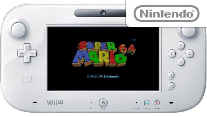 Wii U N54VC