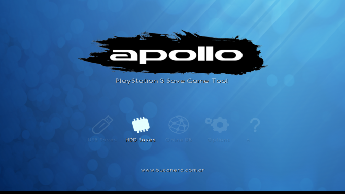 Apollo Save Tool