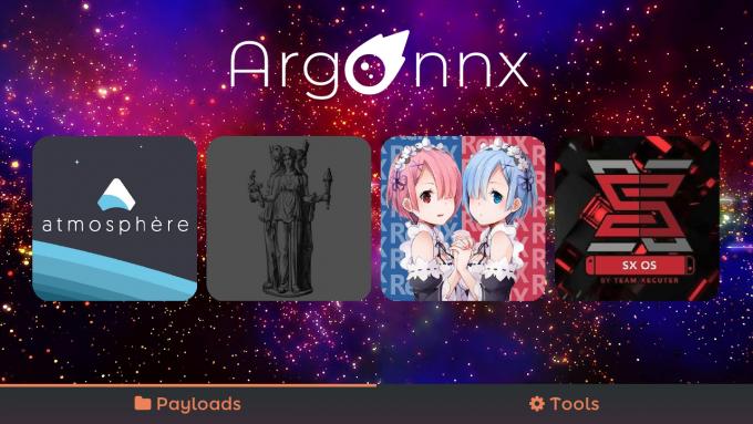 ArgonNX