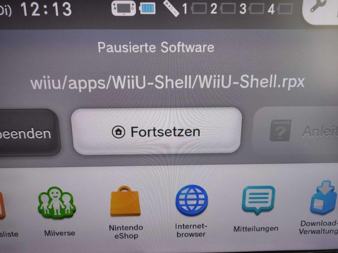 Aroma-Wii-U-Shell