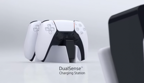 DualSence Charging Station