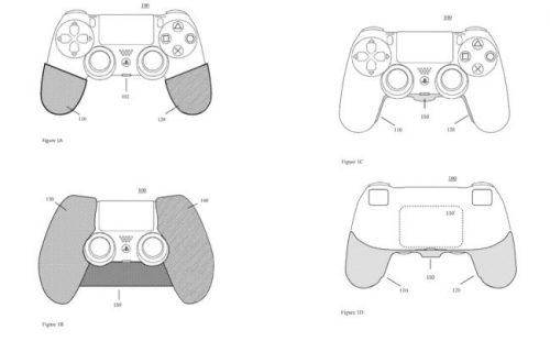 DualShock 5 biofeedback Patent