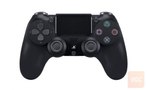 DualShock 5 mock-up