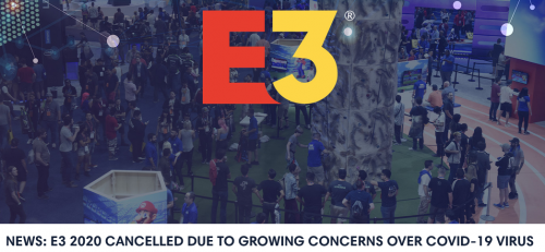 E3 CANCELLED