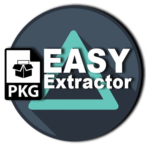Easy PKG Extractor
