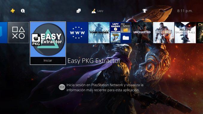 Easy PKG Extractor_1