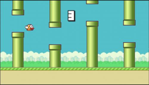 Flappy Bird PSP