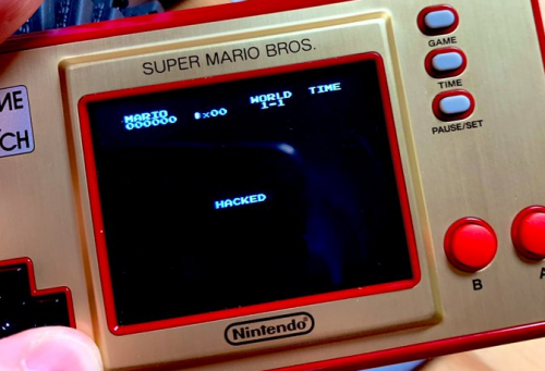 Gameandwatch-hacked