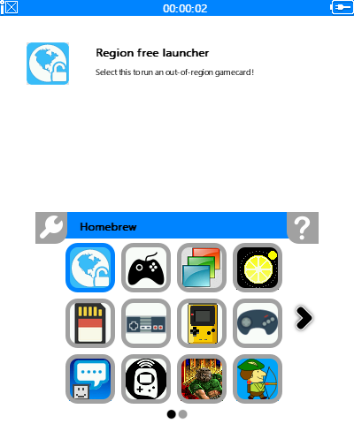 GridLauncher