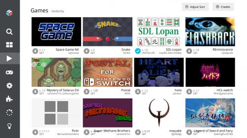 Homebrew App Store