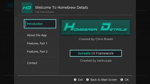 Homebrew Details