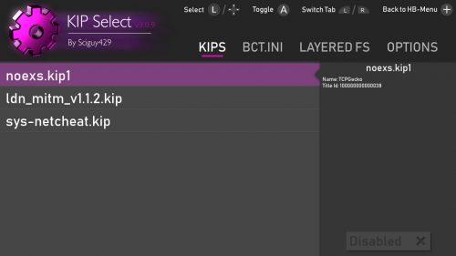 Kip Select