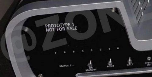 Leaked PS5 Dev Kit Prototype