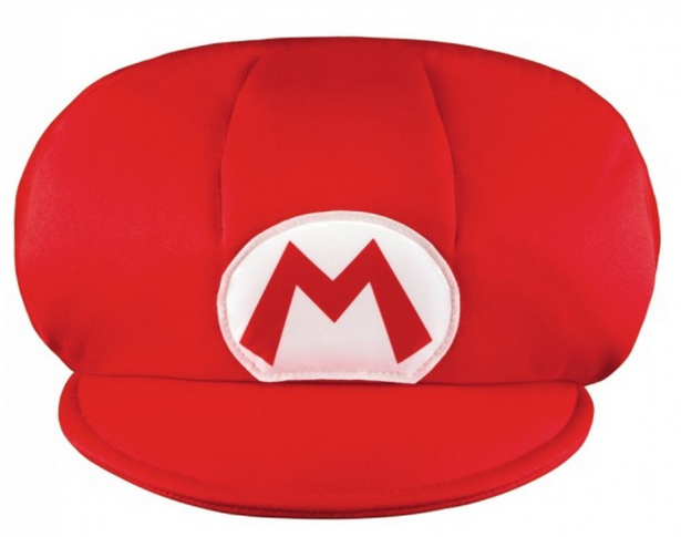 Mario cap