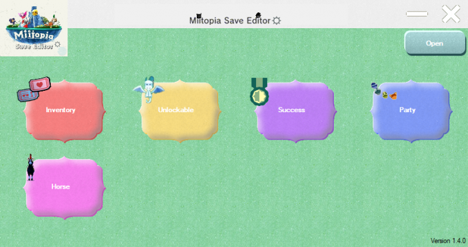Miitopia Save Editor