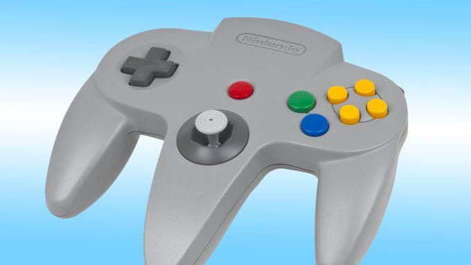 N64controller