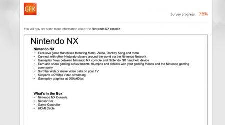 NX reserch by GfK