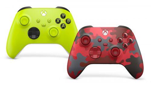 New Xbox Controller