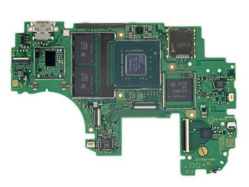 Nintendo Switch Lite Motherboard