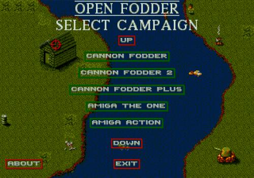 Open Fodder