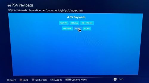 PS4 Payloads
