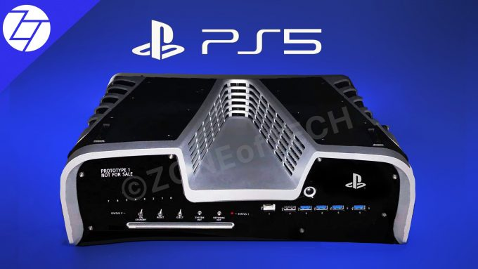 PS5 Prototype