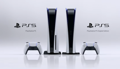 PS5 and PS5 Degital Edition