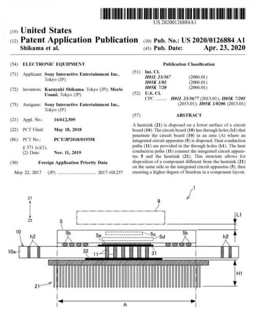 PS5-heatsink-patent