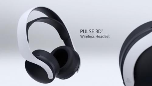 PULSE 3D Wirelwss Headset