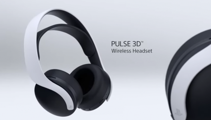 PULSE 3D Wirelwss Headset