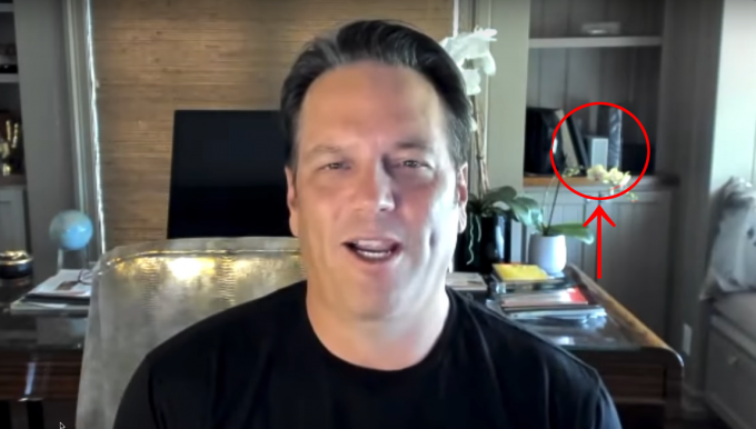 Phil Spencer and xbox series s