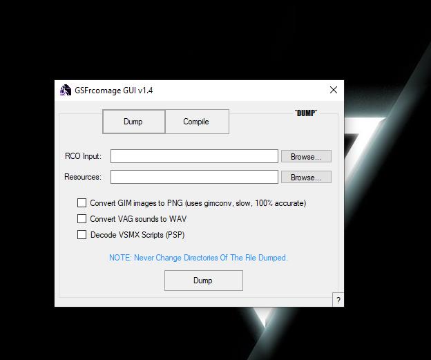 RCOMAGE Mod 1.4