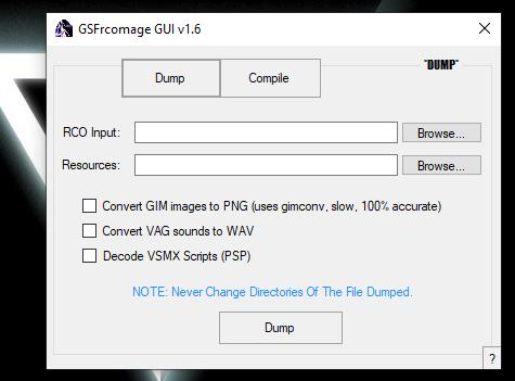 RCOMAGE Mod 1.6
