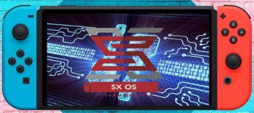SX OS v2.6