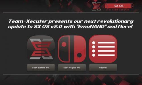 SX OS 2.0