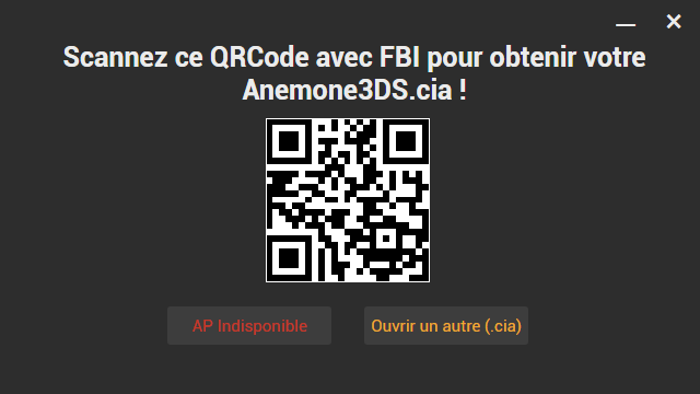 Scan this QRCode
