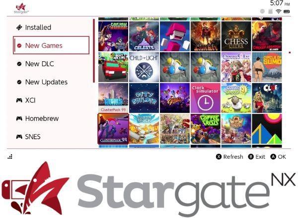 StargateNX_App