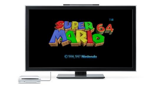 Super Mario 64 Port
