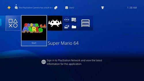 Super Mario 64 (SM64) Native Port