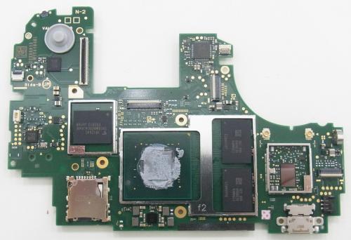 Switch Lite FCC2